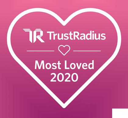 2020 Trust Radius Most Loved