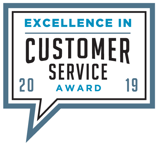 Excellence in Customer Service 2019