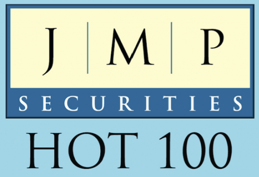 JMP Securities Hot 100